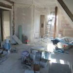 Dachwohnungsausbau